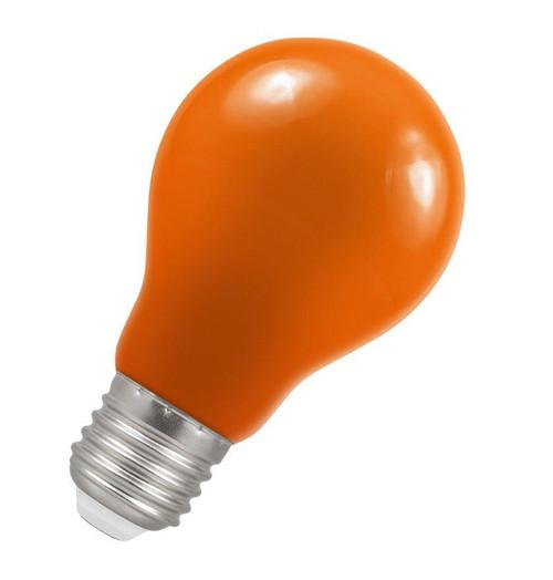 Crompton LED GLS E27 1.5W IP65 Amber 4092 Image 1