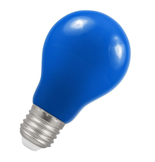 Crompton LED GLS E27 1.5W IP65 Blue 4115 Image 1