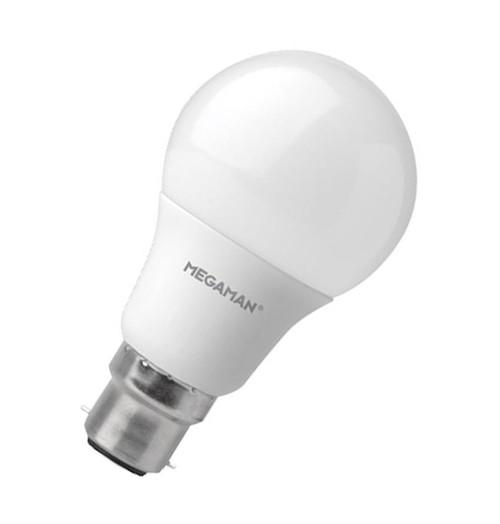 Megaman LED GLS B22 5.5W 2800K 143362 Image 1