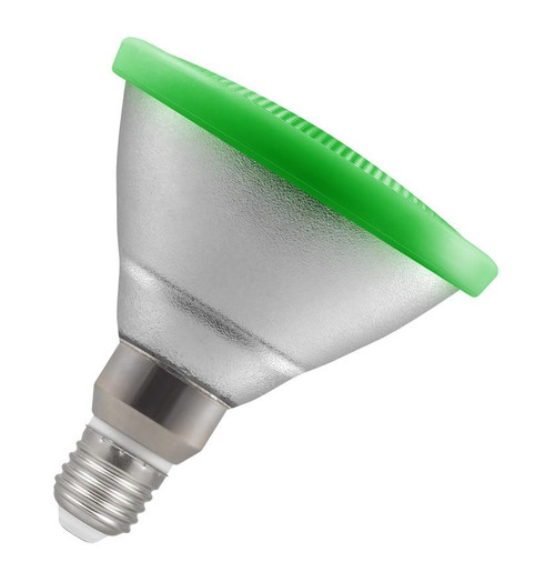 Crompton LED PAR38 Reflector E27 13W Green 4535 Image 1