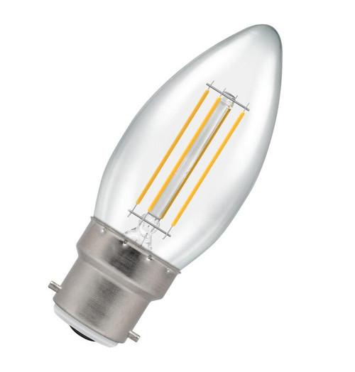 Crompton LED Candle B22 4W 2700K 4436 Image 1
