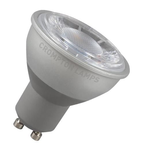 Crompton LED GU10 7W 2700K (75W Eqv) 5655 Image 1