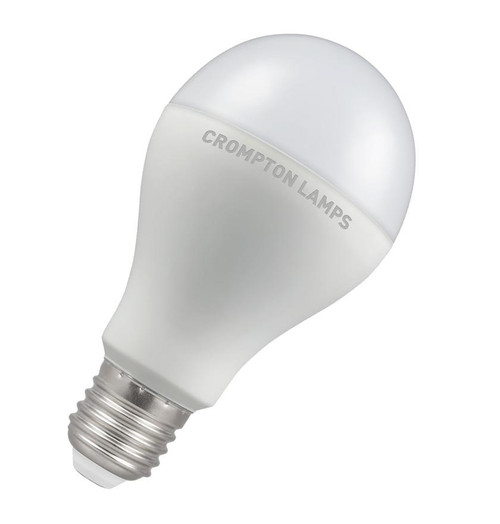 Crompton LED GLS E27 17.5W Dim 2700K 5723 Image 1