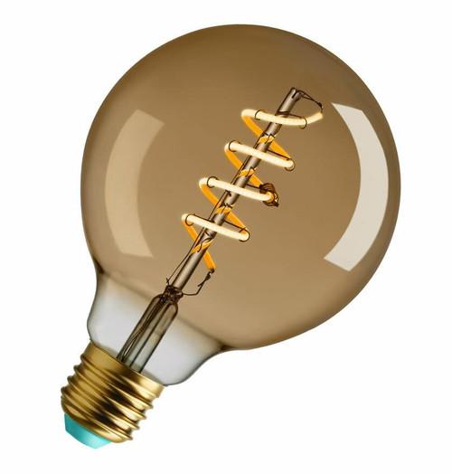 Plumen LED Globe E27 4.6W Dim 1203261588 Image 1