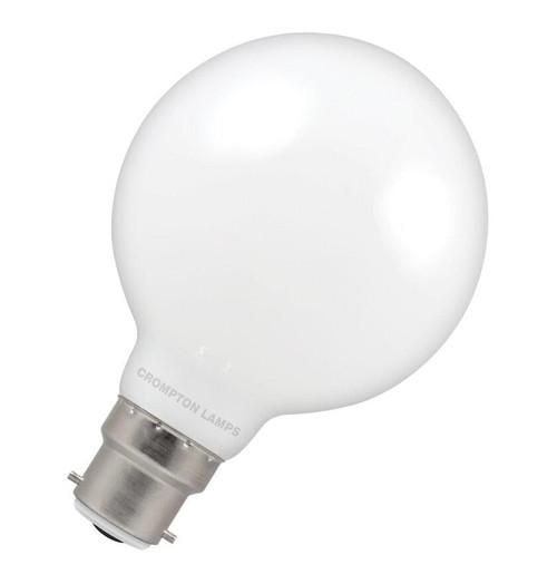 Crompton LED Globe B22 7W Dim 2700K 5471 Image 1