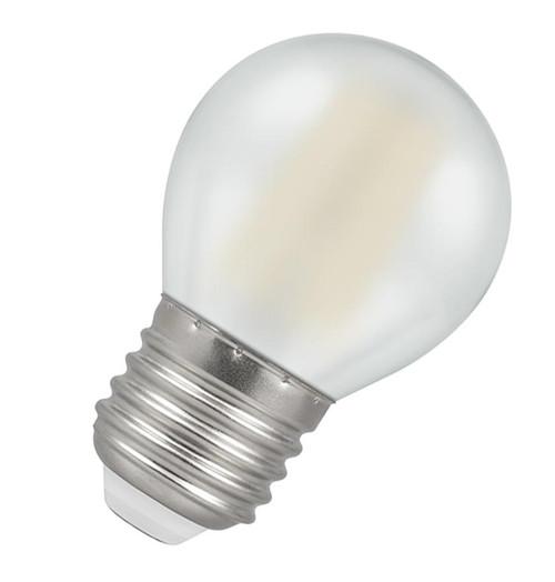 Crompton LED Golfball E27 4W 2700K 6003 Image 1