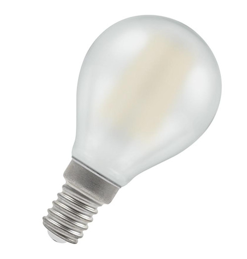 Crompton LED Golfball E14 4W 2700K 6010 Image 1