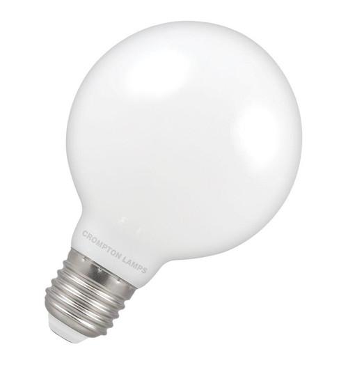 Crompton LED Globe E27 7W Dim 2700K 5488 Image 1