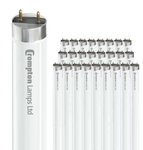 Crompton Fluorescent 2ft T8 18W (25 Pack) 6500K FT218SPDYLT Image 1