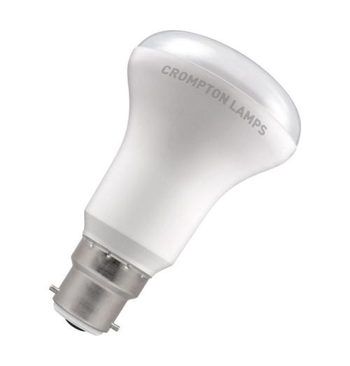 Crompton LED R63/R64 Reflector B22 6W 2700K 7307 Image 1