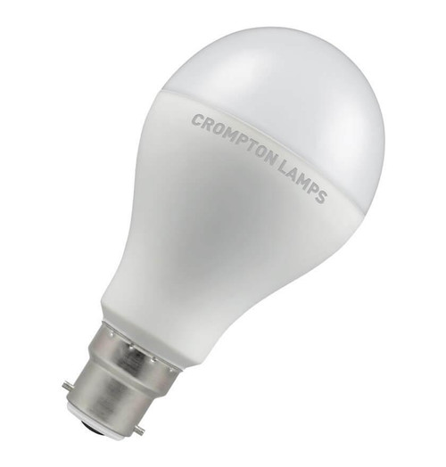 Crompton LED GLS B22 12W Dim 2700K 7437 Image 1