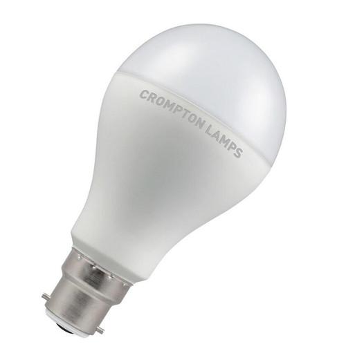 Crompton LED GLS B22 14W Dim 2700K 7512 Image 1