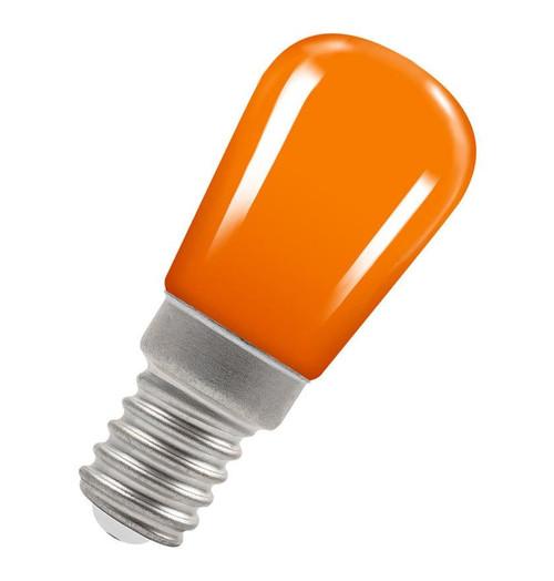 Crompton LED Pygmy E14 1.3W IP65 Amber 9066 Image 1