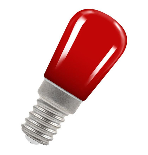 Crompton LED Pygmy E14 1.3W IP65 Red 9097 Image 1