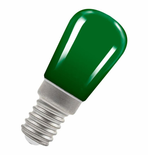 Crompton LED Pygmy E14 1.3W IP65 Green 9080 Image 1