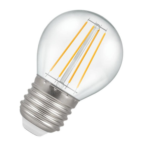 Crompton LED Golfball E27 5W Dim 2700K 7239 Image 1