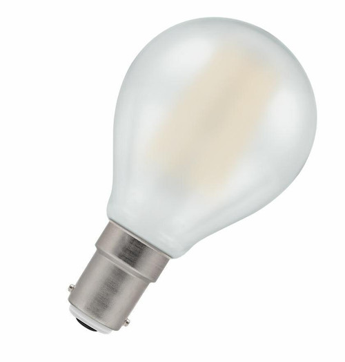 Crompton LED Golfball B15 5W Dim 2700K 7260 Image 1