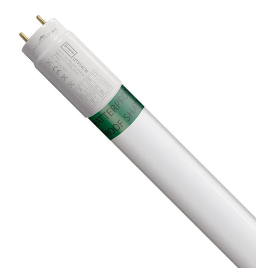Crompton LED 3ft T8 14W 4000K LFT314CW-S Image 1