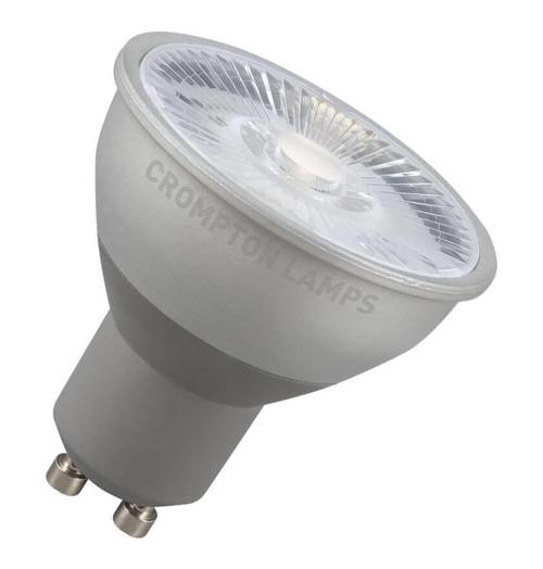 Crompton LED GU10 7W Dim 4000K (75W Eqv) 9448 Image 1