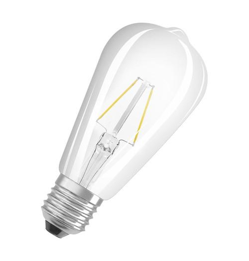 Osram LED ST64 E27 4W Filament 2700K 4052899972810 Image 1