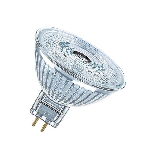 Osram LED 12V MR16 GU5.3 5W Dim 2700K 4052899958340 Image 1