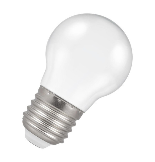 Crompton LED Golfball E27 4W White 10451 Image 1