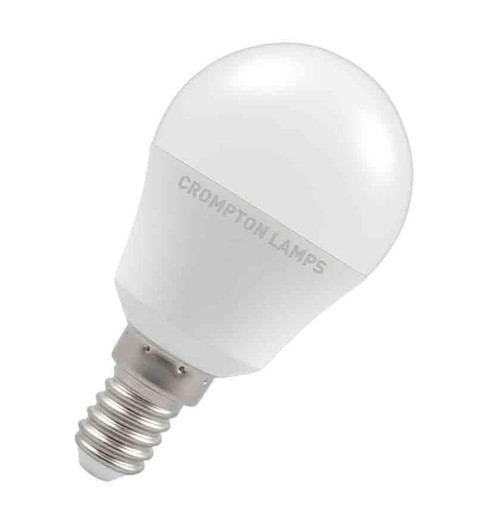 Crompton LED Golfball E14 5.5W 6500K 11588 Image 1
