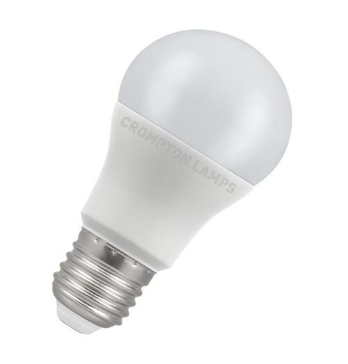 Crompton LED GLS E27 5.5W 2700K 11700 Image 1
