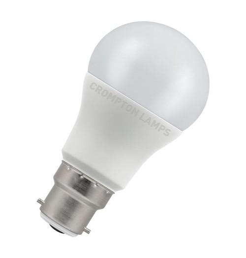 Crompton LED GLS B22 8.5W 4000K 11731 Image 1