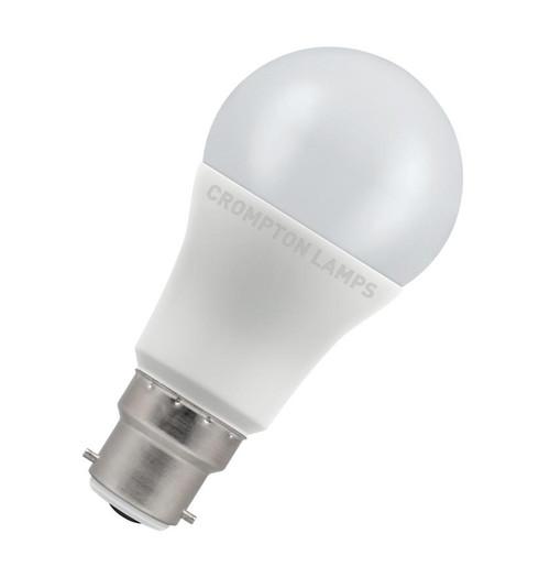 Crompton LED GLS B22 11W Dim 4000K 11830 Image 1