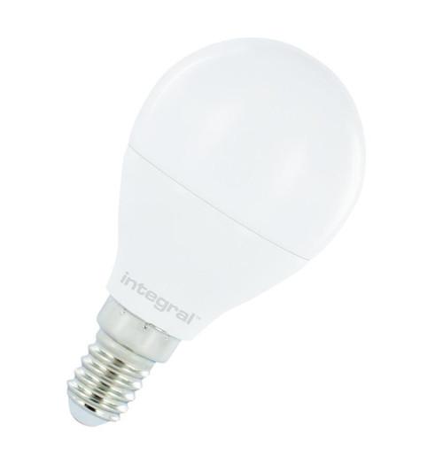 Integral LED Golfball E14 7.5W 2700K ILGOLFE14NC040 Image 1