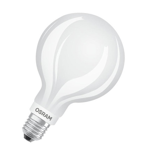 Osram LED Globe E27 12W Dim 2700K LEDPG95100D12W Image 1