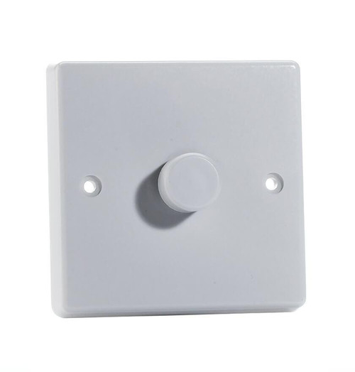 Varilight LED V-Pro Dimmer Switch 1 Gang JQP401W Image 1
