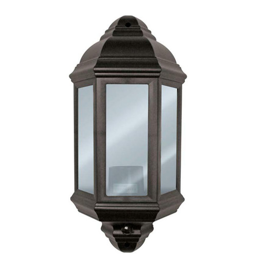 Eterna Wall Light E27 60W PIRHL60BK Image 1