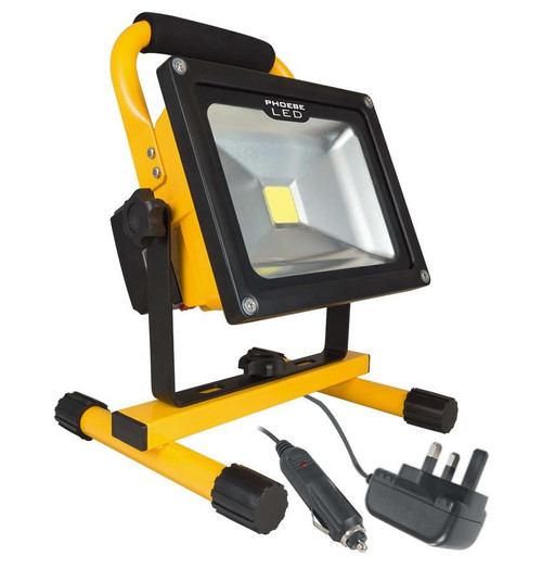 Phoebe LED 12V Work Light 20W 6000K IP65 5617 Image 1