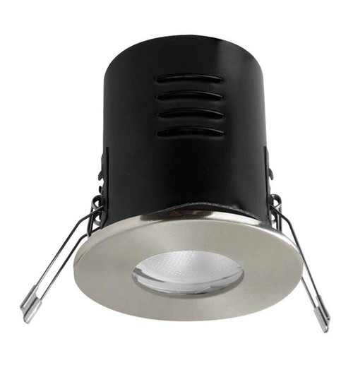 Megaman LED Downlight 8W Dim 2800K IP65 519609 Image 1