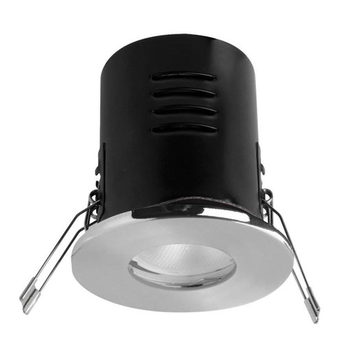 Megaman LED Downlight 8W Dim 2800K IP65 519384 Image 1