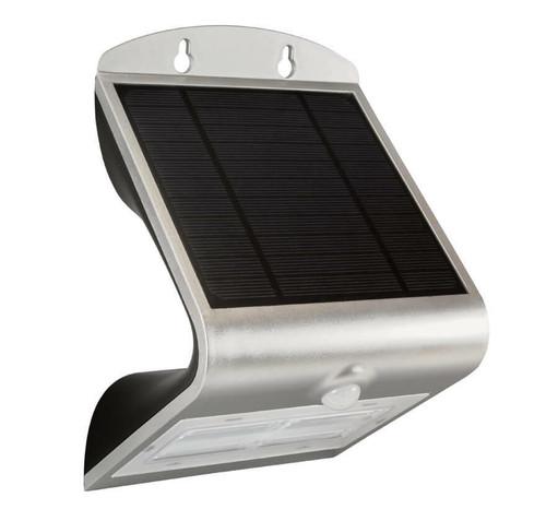 Phoebe LED Solar Wall Light PIR Sensor 6000K IP65 X5174 Image 1