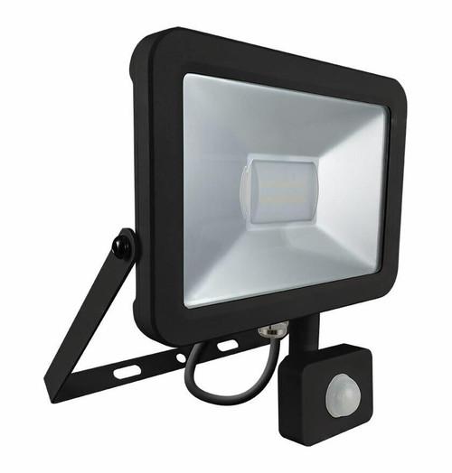 Phoebe LED Floodlight 30W PIR Sensor 4000K IP66 6447 Image 1