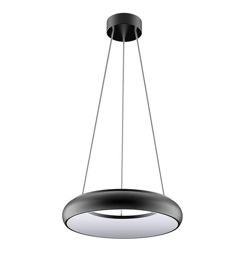 Phoebe LED Downlight 25W 4000K Drop Pendant 6355 Image 1