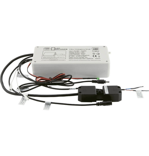 Phoebe LED 3 Hour Emergency Kit Ceiling Panel 10W 6485 Image 1