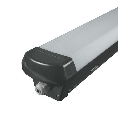 Phoebe LED 4ft IP65 Fitting 40W 4000K Non-Corrosive 6959 Image 1