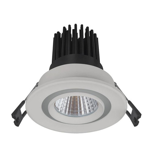 Phoebe LED Downlight 12W Warm White/Daylight 7567 Image 1