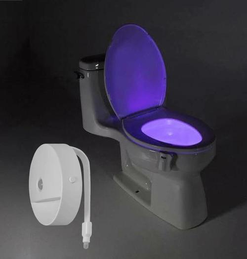 NxtGen LED WC Night Light Motion Sensor IP66 SL8035 Image 1