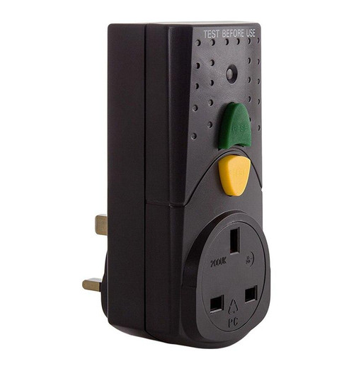 SMJ Electrical RCD Adapter RCDAWC Image 1