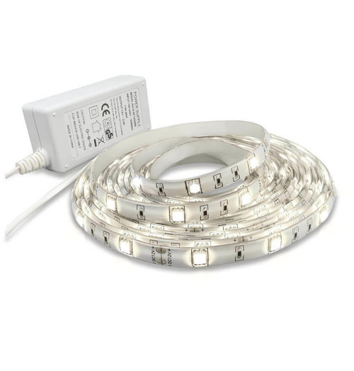 Phoebe LED 5 Metre Strip Kit 30W White IP65 6362 Image 1