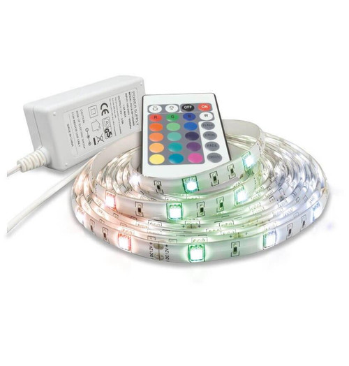 Phoebe LED 5 Metre Strip Kit 30W Dim RGB 6386 Image 1