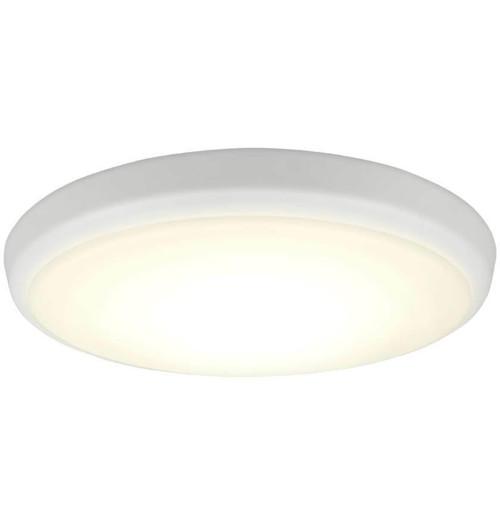 Phoebe LED Bulkhead 18W Sensor Tri-Colour CCT IP54 6393 Image 1