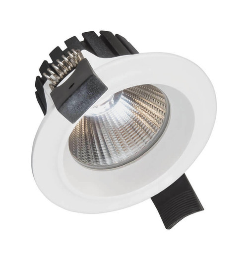 Phoebe LED Downlight 8W Dim Round 4000K IP54 9523 Image 1