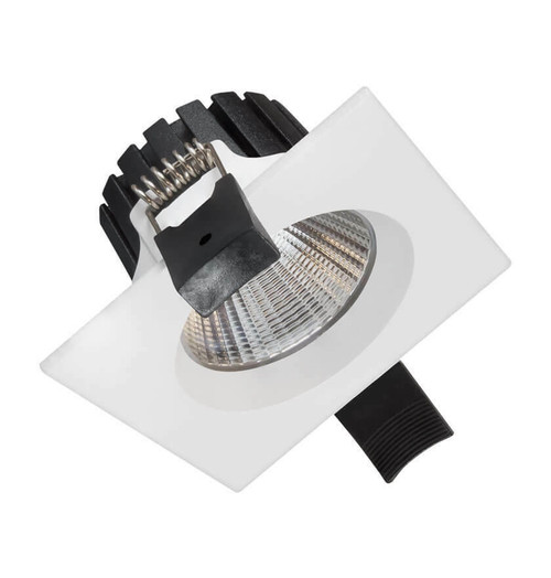 Phoebe LED Downlight 8W Dim Square 3000K IP54 9530 Image 1